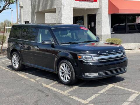2018 Ford Flex for sale at Brown & Brown Auto Center in Mesa AZ