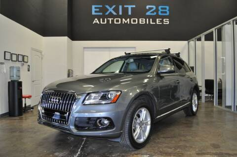 2014 Audi Q5 for sale at Exit 28 Auto Center LLC in Cornelius NC