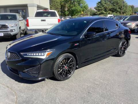 2020 Acura ILX for sale at Beutler Auto Sales in Clearfield UT