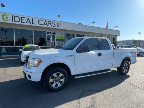 2013 Ford F-150 for sale at Ideal Cars Apache Junction in Apache Junction AZ