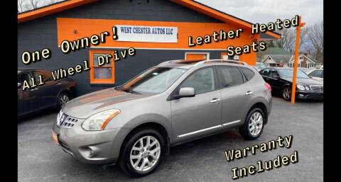 2011 Nissan Rogue for sale at West Chester Autos in Hamilton OH