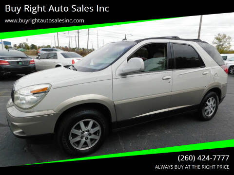 2005 Buick Rendezvous for sale at Buy Right Auto Sales Inc in Fort Wayne IN