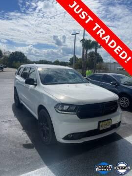 2018 Dodge Durango for sale at PHIL SMITH AUTOMOTIVE GROUP - Toyota Kia of Vero Beach in Vero Beach FL