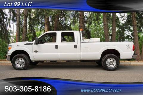 2013 Ford F-350 Super Duty for sale at LOT 99 LLC in Milwaukie OR