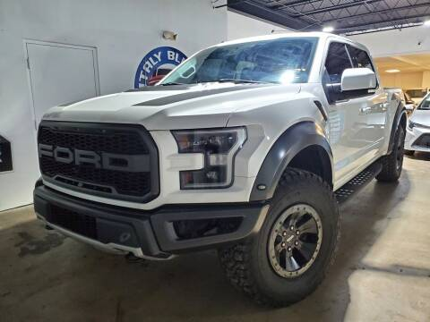 2017 Ford F-150 for sale at Italy Blue Auto Sales llc in Miami FL