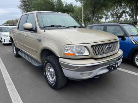 2001 Ford F-150 for sale at Gulf South Automotive in Pensacola FL