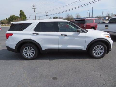 2021 Ford Explorer for sale at DICK BROOKS PRE-OWNED in Lyman SC