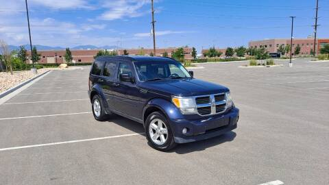 2008 Dodge Nitro for sale at ALL ACCESS AUTO in Murray UT
