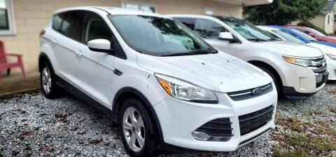 2016 Ford Escape for sale at Dealmakers Auto Sales in Lithia Springs GA