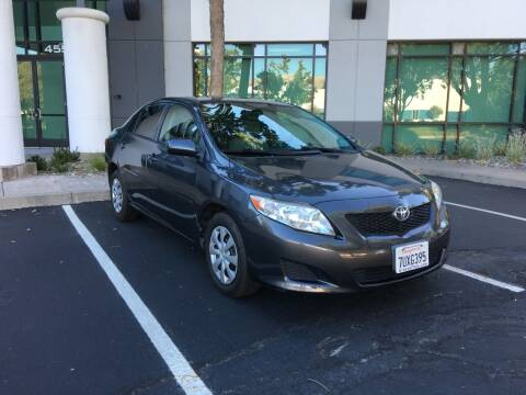 2010 Toyota Corolla for sale at Hi5 Auto in Fremont CA