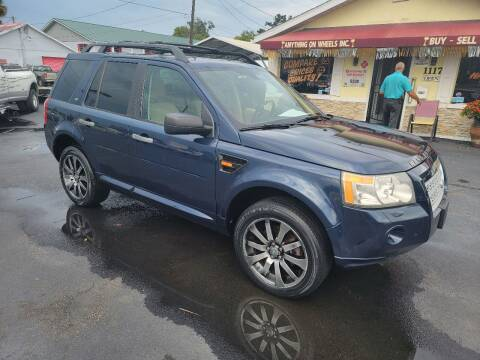 2008 Land Rover LR2 for sale at ANYTHING ON WHEELS INC in Deland FL