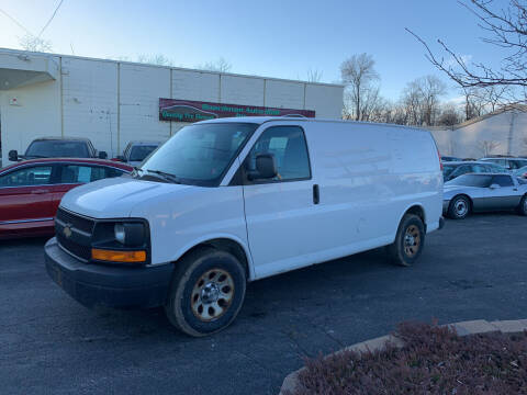 2012 Chevrolet Express Cargo for sale at Boardman Auto Mall in Boardman OH