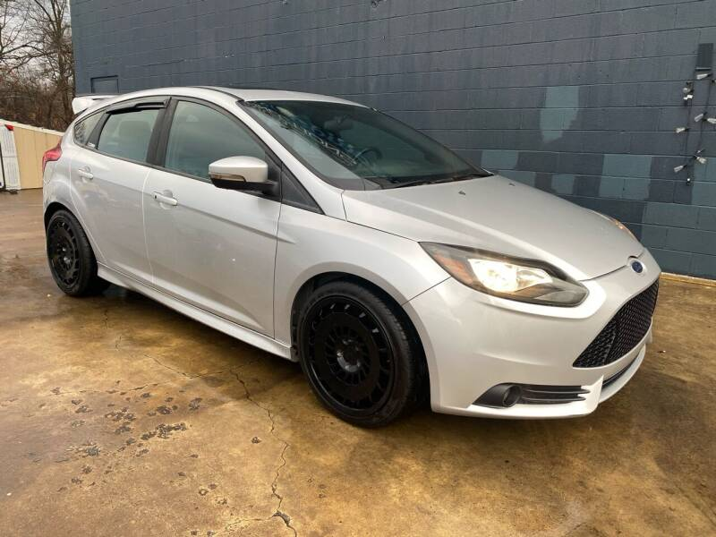 2014 Ford Focus for sale at Bowie Motor Co in Bowie MD