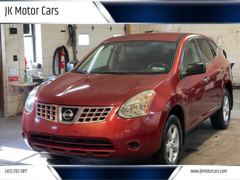 2010 Nissan Rogue for sale at JK Motor Cars in Pittsburgh PA