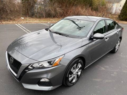 2020 Nissan Altima for sale at Professionals Auto Sales in Philadelphia PA
