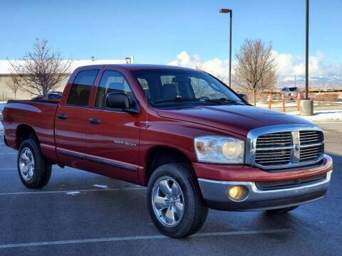 2007 Dodge Ram Pickup 1500 for sale at FRESH TREAD AUTO LLC in Springville UT