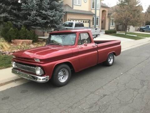 1964 Chevrolet C/K 20 Series for sale at Classic Car Deals in Cadillac MI