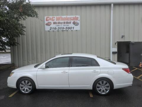 2006 Toyota Avalon for sale at C & C Wholesale in Cleveland OH