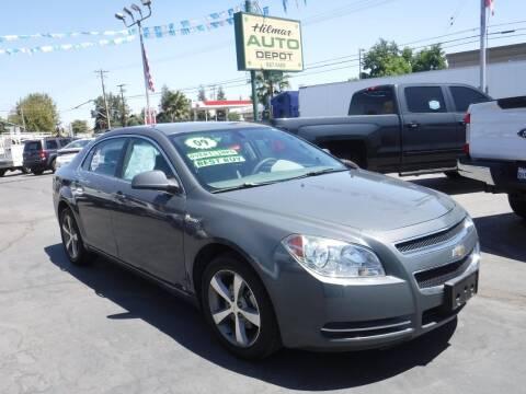2009 Chevrolet Malibu Hybrid for sale at HILMAR AUTO DEPOT INC. in Hilmar CA