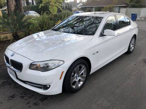 2011 BMW 5 Series for sale at Boktor Motors in North Hollywood CA