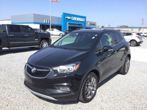 2019 Buick Encore for sale at LEE CHEVROLET PONTIAC BUICK in Washington NC