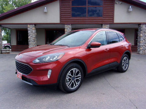 2020 Ford Escape for sale at PRIME RATE MOTORS in Sheridan WY