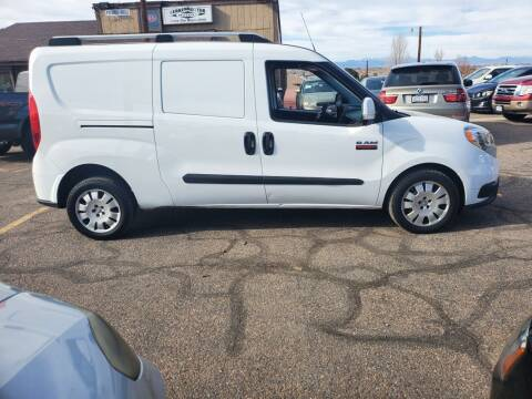 2015 RAM ProMaster City Cargo for sale at BERKENKOTTER MOTORS in Brighton CO