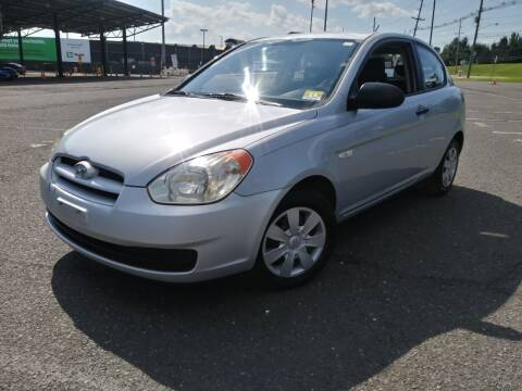 2007 Hyundai Accent for sale at Nerger's Auto Express in Bound Brook NJ