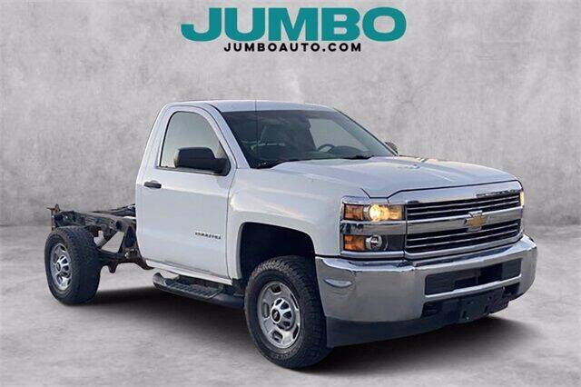2016 Chevrolet Silverado 2500HD for sale at Jumbo Auto & Truck Plaza in Hollywood FL