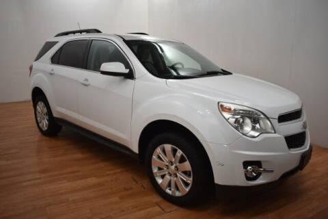 2011 Chevrolet Equinox for sale at Paris Motors Inc in Grand Rapids MI