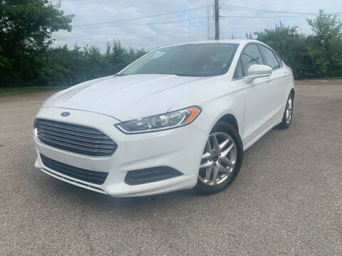 2013 Ford Fusion for sale at Craven Cars in Louisville KY