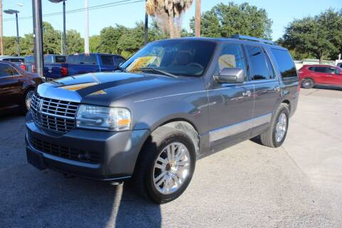 2012 Lincoln Navigator for sale at Flash Auto Sales in Garland TX