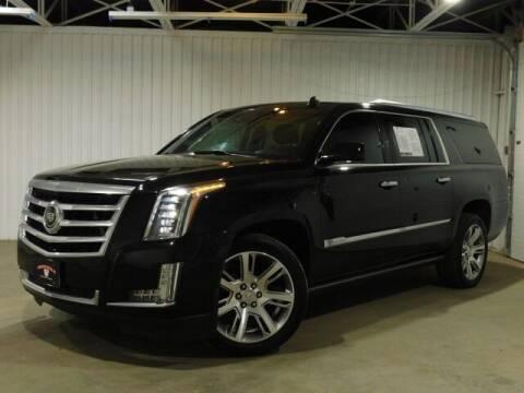 2015 Cadillac Escalade ESV for sale at Bulldog Motor Company in Borger TX