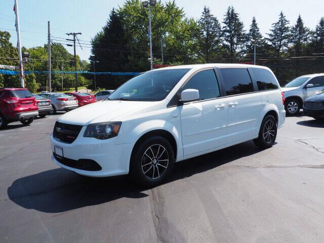 2014 Dodge Grand Caravan for sale at Patriot Motors in Cortland OH