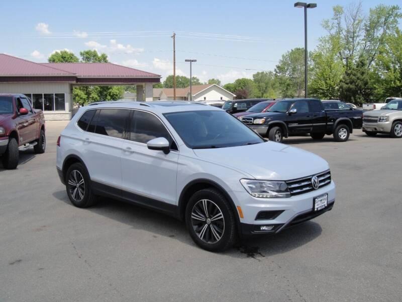 2018 Volkswagen Tiguan for sale at Turn Key Auto in Oshkosh WI