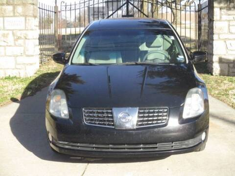 2006 Nissan Maxima for sale at Blue Ridge Auto Outlet in Kansas City MO