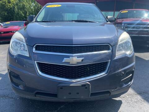 2014 Chevrolet Equinox for sale at Rayyan Auto Mall in Lexington KY