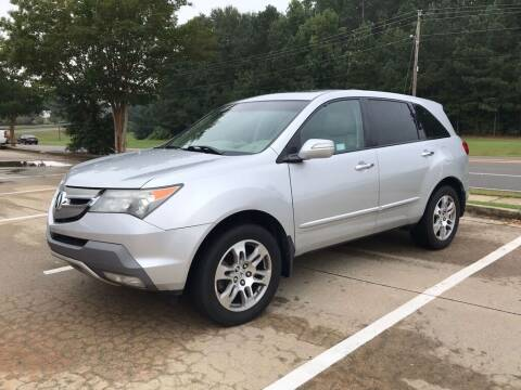 2007 Acura MDX for sale at Dreamers Auto Sales in Statham GA