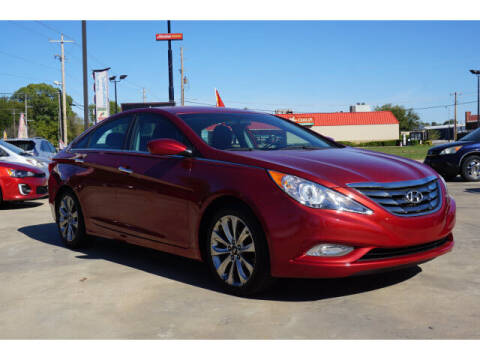 2011 Hyundai Sonata for sale at Autosource in Sand Springs OK