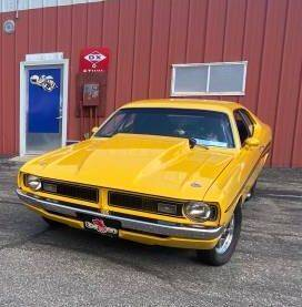 1971 Dodge Demon for sale at Classic Car Deals in Cadillac MI
