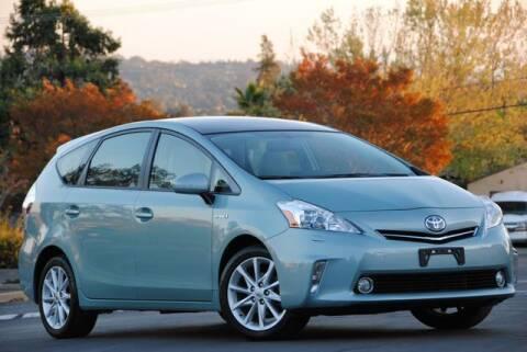 2013 Toyota Prius v for sale at VSTAR in Walnut Creek CA