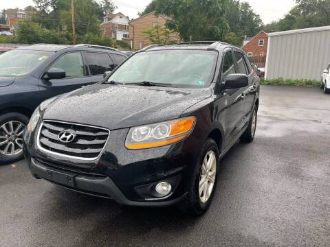 2011 Hyundai Santa Fe for sale at Fellini Auto Sales & Service LLC in Pittsburgh PA