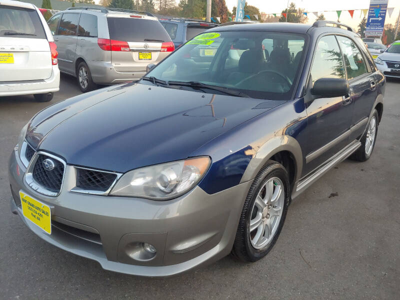 2006 Subaru Impreza for sale at KENT GRAND AUTO SALES LLC in Kent WA