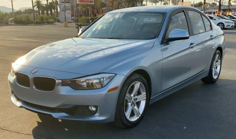 2014 BMW 3 Series for sale at Charlie Cheap Car in Las Vegas NV