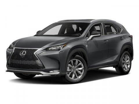 2017 Lexus NX 200t for sale at CU Carfinders in Norcross GA