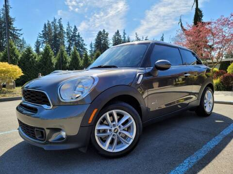 2013 MINI Paceman for sale at Silver Star Auto in Lynnwood WA
