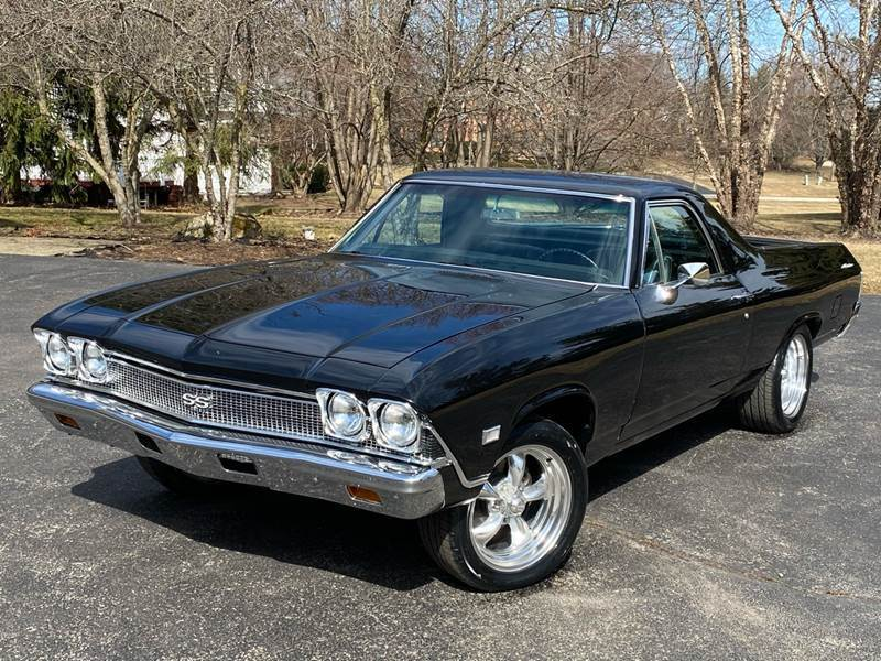 1968 Chevrolet El Camino for sale at MGM CLASSIC CARS in Addison, IL