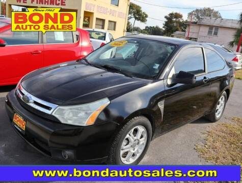 2008 Ford Focus for sale at Bond Auto Sales in St Petersburg FL