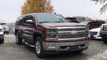 2014 Chevrolet Silverado 1500 for sale at Cj king of car loans/JJ's Best Auto Sales in Troy MI