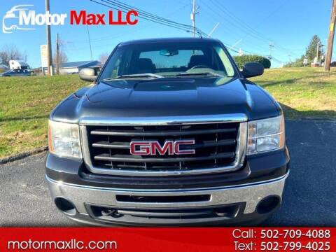 2009 GMC Sierra 1500 for sale at Motor Max Llc in Louisville KY